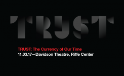 Seeking High School Speakers & Attendees: TRUST 2017